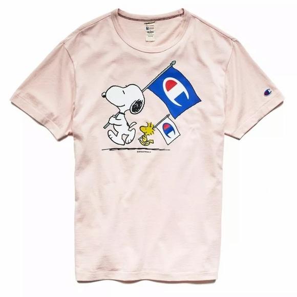 71d58003ca76 Todd Snyder Shirts   X Champion X Peanuts   Poshmark